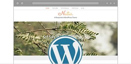 hospedagem de sites em wordpress